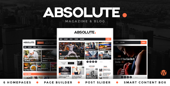 absolute-preview-blog-and-magazine-wordpress-theme