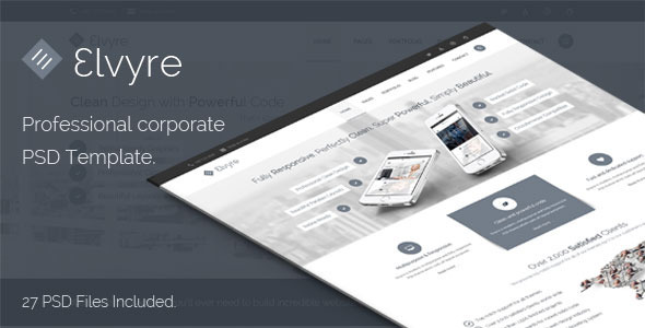 elvyre-corporate-psd-templates