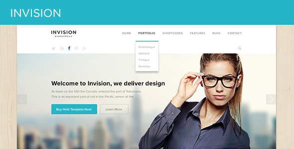 invision-corporate-psd-templates