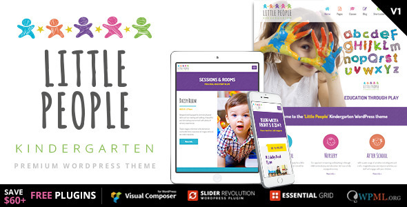 little-people-most-wanted-kindergarten-wordpress-theme