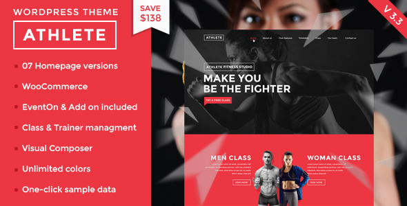 athlete-gym-and-fitness-wordpress-themes