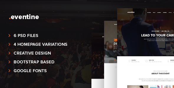 eventine-WordPress-PSD-templates-for-event-planners