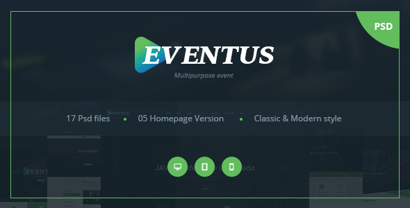 eventus-WordPress-PSD-templates-for-event-planners