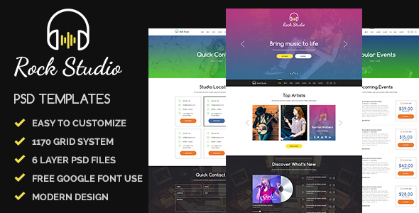 rock-studio-WordPress-PSD-templates-for-event-planners