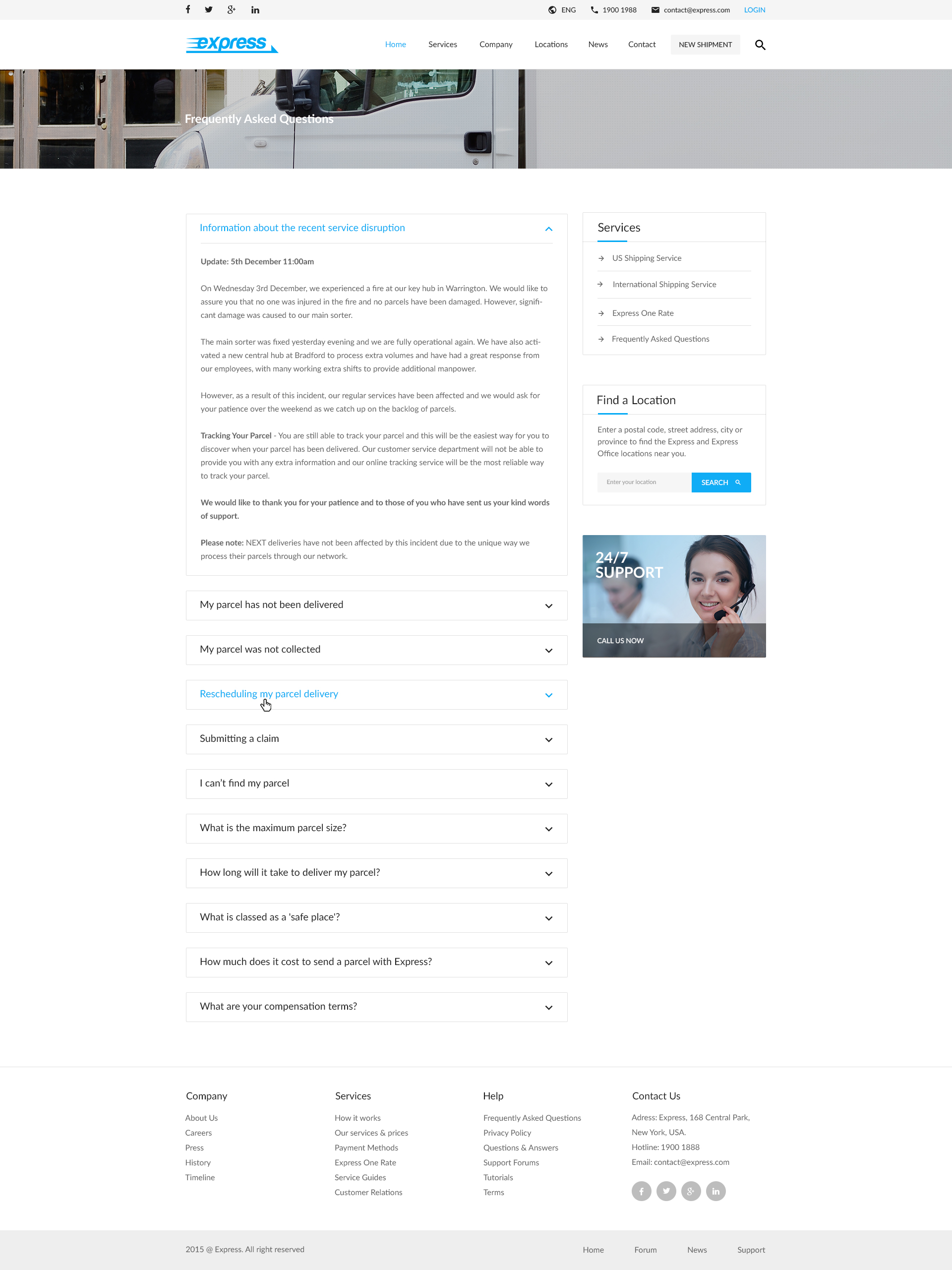 Express 3 Knighthemes Wordpress Theme Free Html Psd Templates